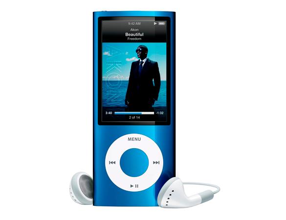 Качественный ремонт iPod Nano 5G