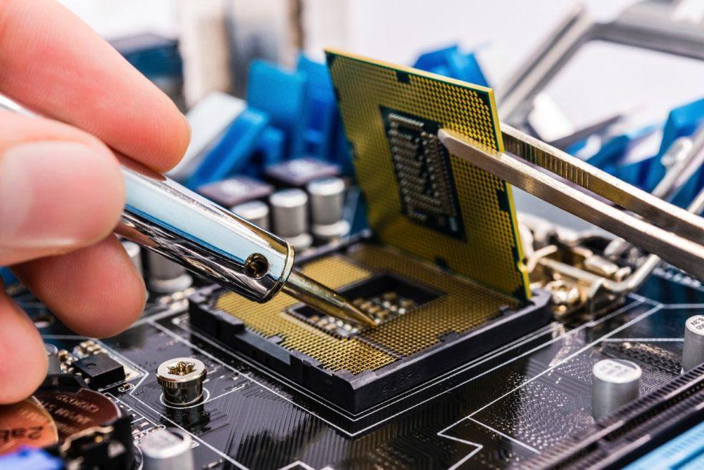 Выбор услуг по ремонту ноутбуков