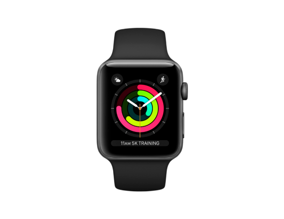 Ремонт Apple Watch 3 в Москве