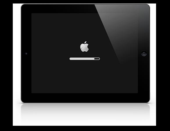 Перепрошивка iPad в Москве